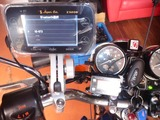 GPSレーダ探知機ペアリング