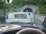 嫁の車エンジンブローw (3)