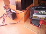 ハーレーバッテリー充電