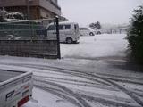 CPから見る雪景色