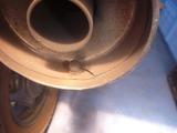 CP通勤号サイレンサー修理 (1)
