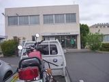 かんきち号継続車検 (1)