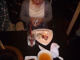 姫のお誕生日祝い (5)
