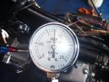 黄色い君レーサー用エンジン実圧縮圧力測定 (1)