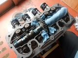 高知U号出戻りエンジンシリンダーヘッドリコイル修正 (2)