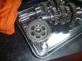 CPレーサー用エンジン再分解 (2)
