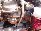 GS400 2 キャブ分解洗浄 (1)