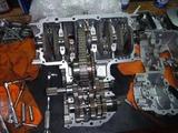 CPレーサーエンジン腰下組立て (1)