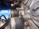 嵐のフォアエンジン腰上分解 (1)