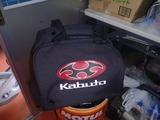 8号機用のヘルメットバッグ