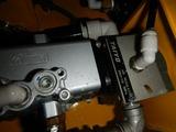 ウエットブラストレギュレーターからエアー漏れ (1)