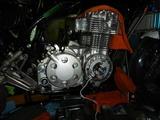 まっきーレーサー号エンジン仕上げ一日目180816 (6)
