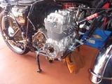 398改458エンジン組立て搭載 (10)