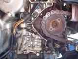 滋賀のO様オイル漏れとドライブチェーン交換 (2)
