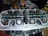 1号機エンジン組立て110810 (5)