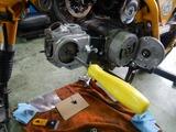 Z50Zエンジン腰上OH組立 (10)