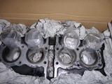 CBX400Fシリンダー加工 (1)