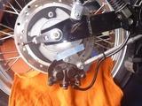 三代目号速度センサー移設準備 (1)
