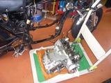 1号機エンジン分解2012冬 (2)