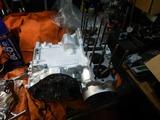 高知U号エンジン腰下組み立て200919 (2)