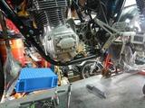 まっきーRエンジン仕上げL側200328 (1)