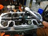 沖縄A様CB400エンジン仕上げ210731(1)