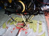 20号機フレーム組み立て開始1日目201030 (1)