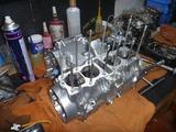 三代目号エンジン組立て腰下 (3)