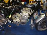 まっきーレーサー号Yer2エンジン搭載 (2)