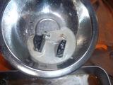 DS250キャブ掃除 (2)