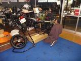 銀ちゃんレーサー号フロントフォーク入荷 (3)