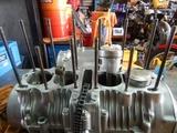 まっきーR号エンジン腰下組立 (7)