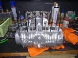 1号レーサーエンジン組立て (3)