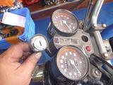 緊急入庫車両GS400イグニッションシリンダー (2)