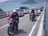 合同ツーリング in 角島 (55)