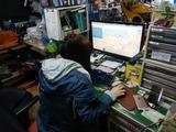 姫ご来店で早速ツーリング計画・・・ (2)