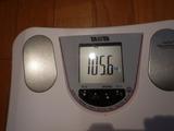 190319今朝の体重