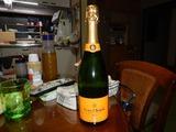 6周年記念シャンパン ヴーヴクリコと対戦 (1)