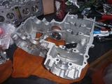 まっきーレーサーエンジンVer2下拵え (1)