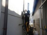 コンプレッサー室照明設置 (3)
