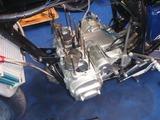 まっきーレーサーエンジン腰上分解