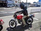 tanji号オイル滲みとオイル交換メンテナンス (6)