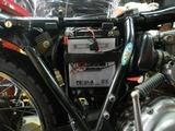 CB400F中古車両キャブレター調整エンジン始動チェック210904 (2)