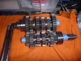 三代目号エンジン臓物整備 (2)