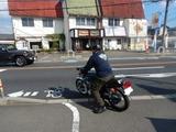 京都GTH号試運転