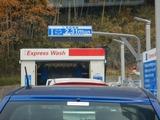 ハイエース洗車 (1)