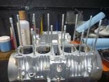さいとうR用エンジン部品整備 (3)