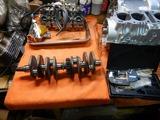 CB400国内398ccCP25号機エンジン組み立て準備 (1)