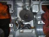 まっきーレーサー号用エンジン分解 (6)