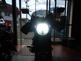 1号機ヘッドライト光軸再調整200324